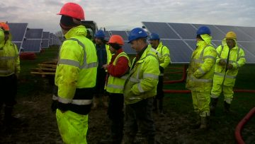 5 MW Photovoltaic project in UK